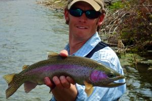 14 Outfitter Trout Montana