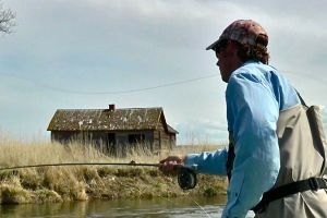 32 Fly Fishing Outfitter extraordinaire