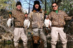 5 Hunting trips